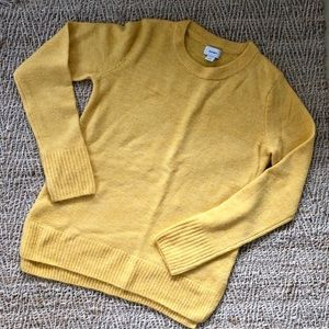 Trinidad Yellow Old Navy Sweater